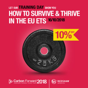 EU ETS Training Day-Carbon forward 2018-Redshaw Advisors