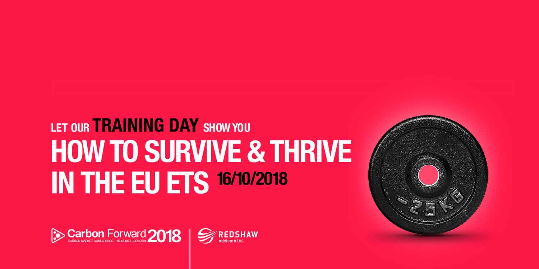 EU ETS Training Day-Carbon forward 2018-Redshaw Advisors
